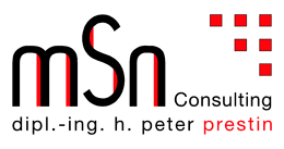 mSn Consulting Logo